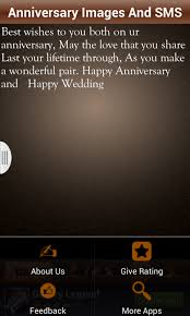 wedding anniversary wishes jokes happy anniversary sms images android apps on play