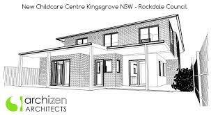archizen architects designing eco sustainable child care centres