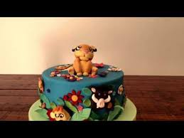 lion king baby shower cake youtube