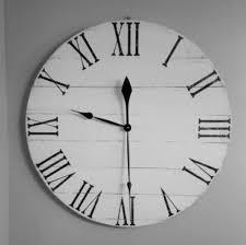 beautiful wall clocks white 44 giant wall clock white weather