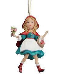 fairytale christmas tree decorations hanging ornament wonderland