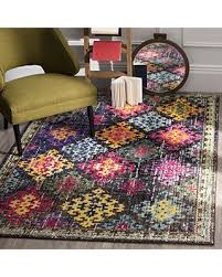 Bohemian Area Rugs Check Out These Bargains On Safavieh Monaco Collection Mnc244f