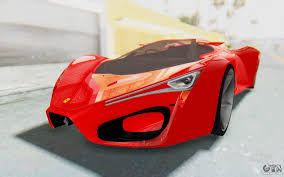 ferrari concept ferrari f80 concept 2015 beta for gta san andreas