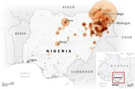Live Attack Map The Brutal Toll Of Boko Haram U0027s Attacks On Civilians Washington Post