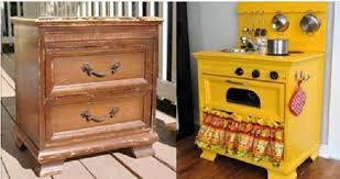 faire une cuisine pour enfant voici quelques idées pour métamorphoser vos vieux meubles en une
