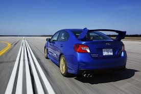wrc subaru 2015 2015 subaru wrx sti around the block automobile magazine