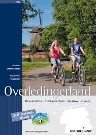 Komplett K Hen K Henzeile Gastgeberverzeichnis Overledingerland 2016 By Ostfriesland