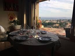 cuisine et cagne exceptional sea view house castle haut de cagnes