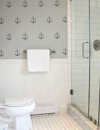bathroom stencil ideas best 25 anchor stencil ideas on anchor pattern