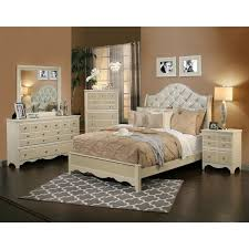 overstock bedroom sets sandberg furniture marilyn 4 piece bedroom set free shipping today
