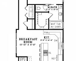 long skinny house plans