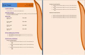 How To Find Resume Templates In Microsoft Word 2007 Free Resume Templates Microsoft Word 2010 Resume Template And