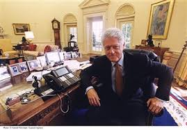 portrait of president bill clinton pictures getty images