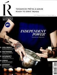 magazine de cuisine professionnel 5 revues passionnantes à découvrir reliefs nichons cuisines