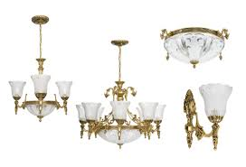 Deckenleuchte Schlafzimmer Messing Mia Light Rustikale Deckenleuchte Landhaus Aus Glas Alabaster Und