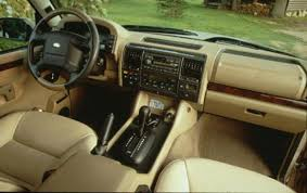 land rover 1999 2001 land rover discovery series ii information and photos