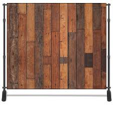 backdrop fabric 8x8 printed tension fabric backdrop rustic wood pb backdrops