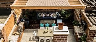 award winning roof deck design build company chicago roof deck