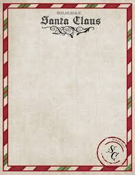 letters from santa christmas freebies letters from santa printables