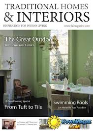 traditional homes and interiors traditional homes interiors uk summer 2015 pdf