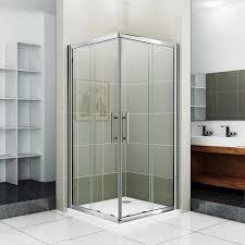unique corner shower enclosures detailed view and decorating picture corner shower enclosures
