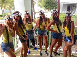 halloween costumes minion the six most basic halloween costumes you u0027ll see this year