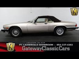 1991 jaguar xjs classic collection gateway classic cars of fort