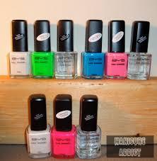 manicure addict bys cracked nail polish