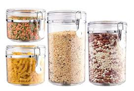glass canisters for kitchen fashionable glass kitchen canisters wonderful kitchen storage jars