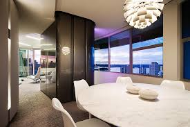 Modern Interior Design Los Angeles Modern Apartment Interior Design In Warm And Glamour Style Digsdigs