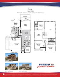 Centex Floor Plans by Dr Horton Rose Floor Plan Mccall D R Horton Floor Plan Swawou