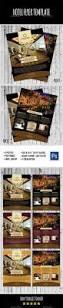 25 best hotel brochure ideas on pinterest portfolio design