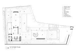 Water View House Plans by Gallery Of Secret Garden House Wallflower Architecture Design 35