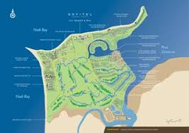 fiji resort map sofitel fiji resort spa map by sofitel fiji issuu