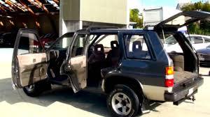 nissan terrano 1997 nissan terrano v6 3000 r3m 1990 3l auto youtube