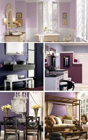 with shades like orchid haze and opulent opal behr paint has just