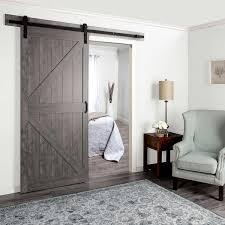 Sliding Barn Style Door by Renin Barn Style K Door