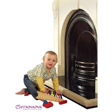 clevamama cushiony fireplace guard now available in tony kealys