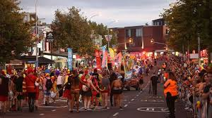 parade ribbon pm to cut ribbon on auckland pride parade