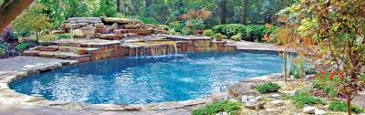 Pools For Backyards by Greensboro Swimming Pool Builder