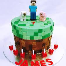 mine craft cakes minecraft cake giuliana s cakes