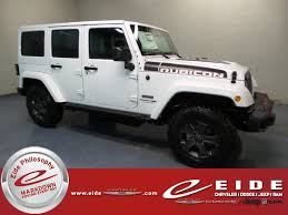 jeep rubicon 4x4 4 door 2018 jeep wrangler unlimited rubicon 4x4 suv for sale in bismarck
