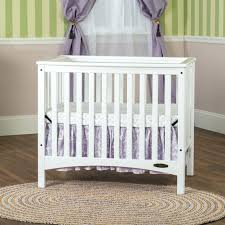 Mini Crib With Storage Mini Crib Storage 2 In 1 Convertible Child Craft