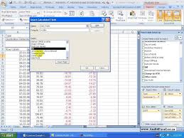 youtube pivot tables 2016 pivot tables 2007 calculated fields calculated items youtube