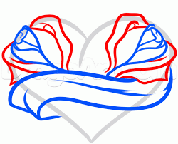 heart and ribbon tattoo designs free download clip art free