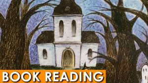 in the haunted house read along aloud halloween book youtube