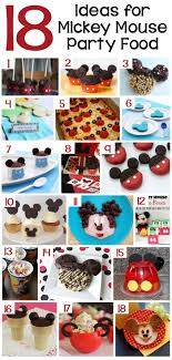 mickey mouse party ideas 70 mickey mouse diy birthday party ideas about family crafts