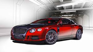 mansory to make the bentley make the difference with lesonal interior and exterior colour