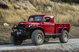your own dodge truck handcrafted with 1 000 hours legacy power wagons gear