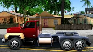 cement truck for gta san andreas